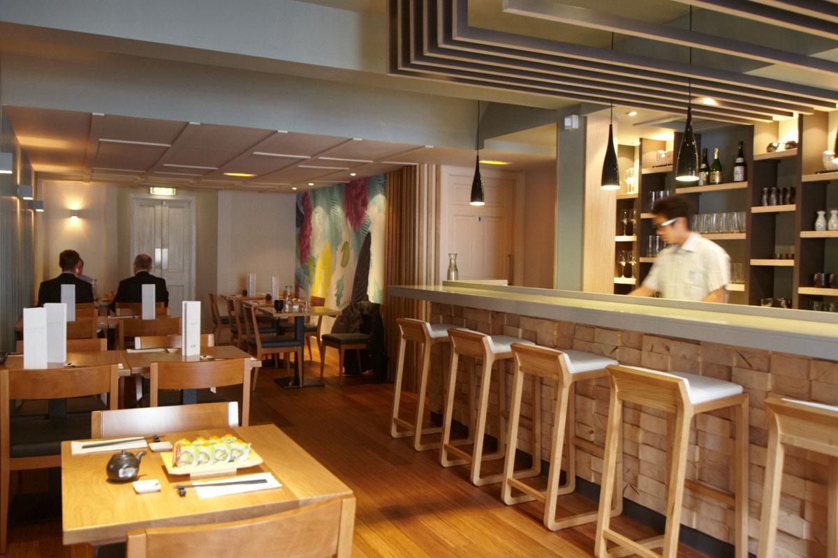Japanese Restaurant Edinburgh, Midlothian: Kanpai Sushi - photo#6